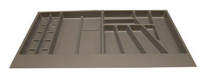 Blum Cutlery Insert for Tandembox plus, NL=500 mm, cabinet width 900 mm: BL472.814INMESI