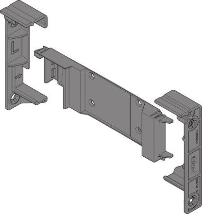 BLUM SERVO-DRIVE bracket profile adapter horizontal, nylon: Z10D5210