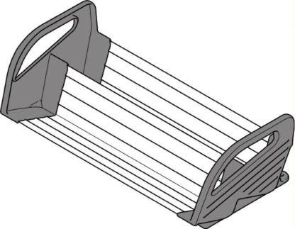 Blum Orga-Line spice holder, for cabinet width 450 mm - ZFZ.45G0I