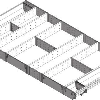 Blum Orga-Line Utensil Insert, for Tandembox Antaro Drawer, 500 mm x 1000 mm - ZSI.10VUI6