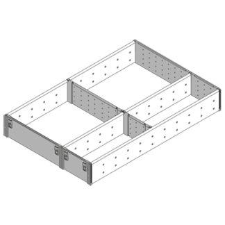 Blum Orga-Line Utensil Divider Set, for Tandembox Antaro Drawer,450 mm x 291 mm - ZSI.450FI3