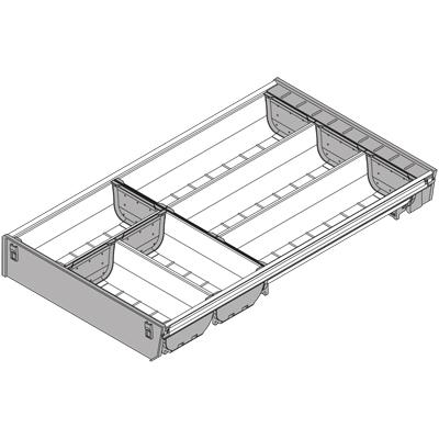 Blum Orga-Line Container, for Tandembox Antaro Drawer, 500 mm x 400 mm - ZSI.500BI3