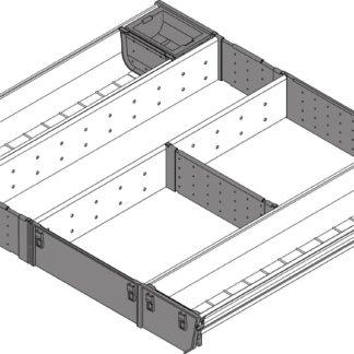 Blum Orga-Line Utensil Insert, for Tandembox Antaro Drawer, 450 mm x 600 mm - ZSI.60VUI4