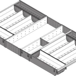 Blum Orga-Line Cutlery Insert, for Tandembox Antaro Drawer, 450 mm x 900 mm - ZSI.90VEI4