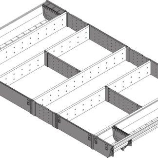 Blum Orga-Line Utensil Insert, for Tandembox Antaro Drawer, 500 mm x 900 mm - ZSI.90VUI6