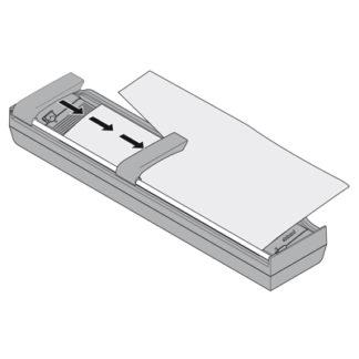Blum Orga-line foil cutter for aluminium foil -  ZSZ.02F0