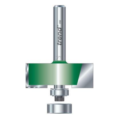 Trend Self guided rebater 35mm diameter x 12.7mm cut  : C040X1/2TC