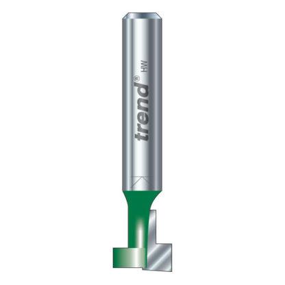 Trend Keyhole 9.5mm diameter  : C120X1/4TC
