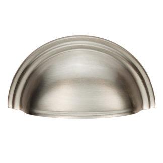 Carlisle Brass Victorian Cup Pull Satin Nickel 76mm