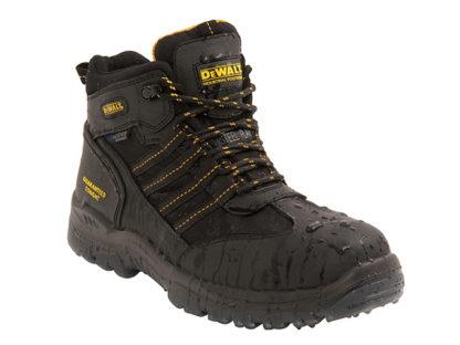DeWalt Nickel S3 Black Safety Boots UK 10 Euro 44
