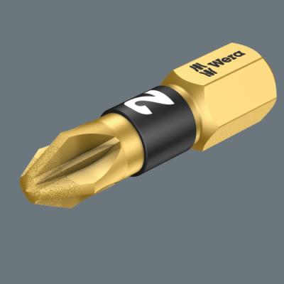 Wera PZ3 x 25mm Diamond Bi Torsion Bit