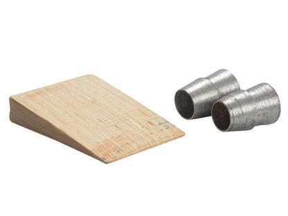 Faithfull Hammer Wedges (2) & Timber Wedge Kit Size 2