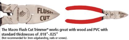Fastcap Flush Cut Pliers