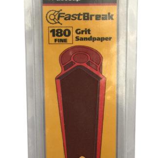 Fastcap Pack Of 10 abrasives for Fastbreak Edger P80