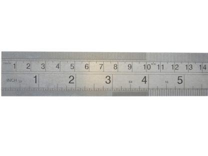 Fisher F12424ME Steel Rule 600mm / 24in