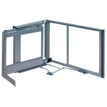 Peka Magic Corner Flex Pull Out Frame Left Hand 900mm