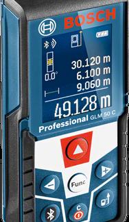 Bosch GLM 50C Laser Rangefinder 0.5-50m With Bluetooth