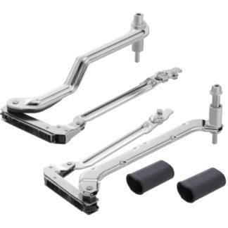 BLUM AVENTOS HL lift up, lever arm (set), CH='450-580' mm, left/right, for SERVO-DRIVE: 21L3900.01