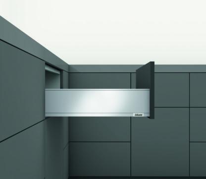 Blum Legrabox Set 450MM K Height 70KG Stainless Steel TIP ON