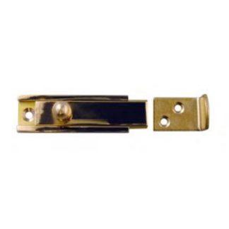 Armac Martin 6032 Cupboard Bolt 51mm Polish Brass Finish