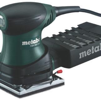 Metabo FSR200 Intec 1/4 Sheet Palm Sander 240v