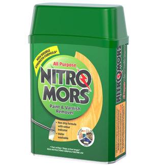 Nitromors New All Purpose Paint & Varnish Remover 375ml