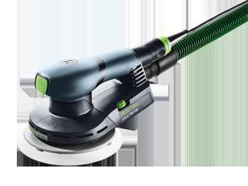 Festool 575036 Eccentric Sander ETS EC 150/3 EQ-Plus