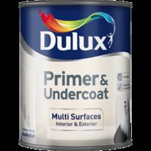 Dulux Quick Dry Multi Surface Primer & Undercoat 750ml