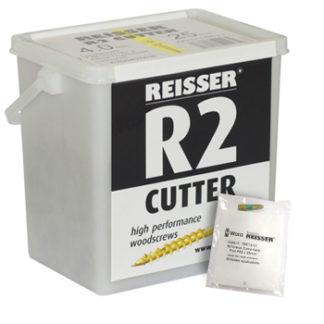 Reisser R2 Cutter Woodscrew 3.5 x 25mm Tub
