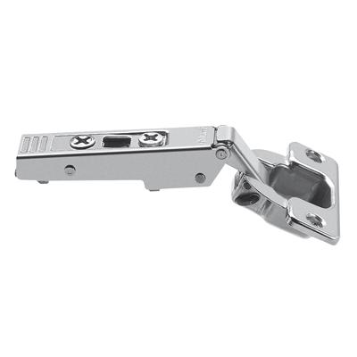 Blum Unsprung Cliptop full overlay door hinge 120°, screw-on - 70T5550.TL
