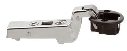 Blum Cliptop inset glass door hinge 94°, screw-on - 75T4300