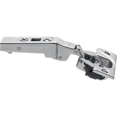 Blum Cliptop Blumotion overlay angled hinge 15° III, screw-on - 79B9454