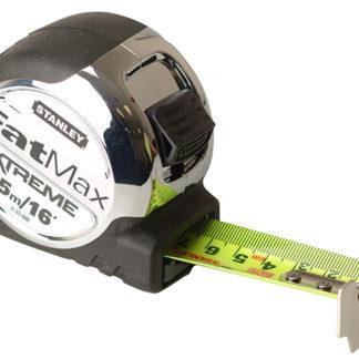 Stanley Tools FatMax Tape Measure 5m / 16ft (Width 32mm)