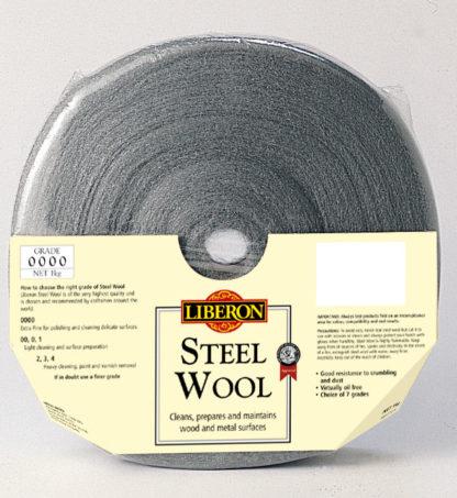 Liberon Steel Wool Grade 4 1 Kg