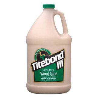 Titebond III Green Ultimate Wood Glue 3.8 Litres