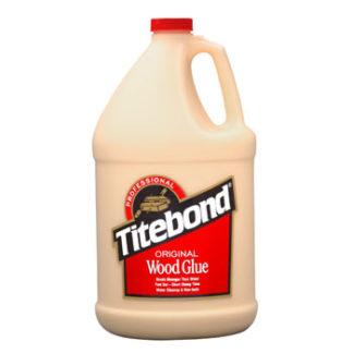 Titebond Red Original Wood Glue 3.8 Litres