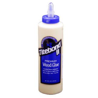 Titebond II Blue Premium Wood Glue 473 ml