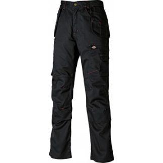 Dickies Black Redhawk Pro Trousers 36 Short WD801
