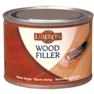 Liberon Wood Filler Neutral 125 ml