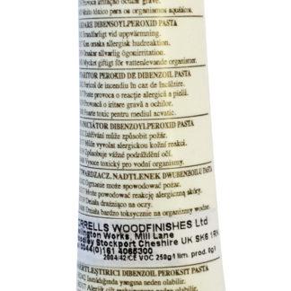 Morrells 46 Range Profix Hardener Tube For Morrells Filler