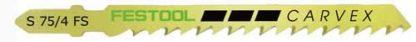 Festool 486549 Jigsaw Blade S 75/4 FS/5
