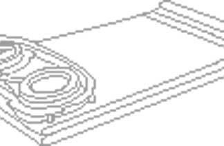 Festool 499704 Longlife Filter Bag Longlife-FIS-CTL MIDI