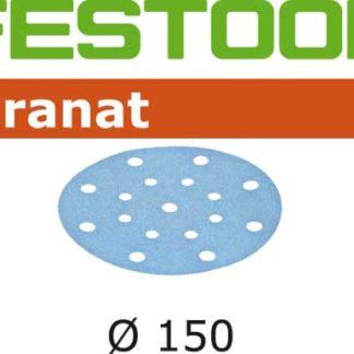 Festool 496981 Sanding Discs STF D150/16 P180 GR/100 Pack of 100