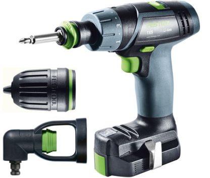 Festool 564512 Cordless Drill TXS Li 2,6-Set GB 10.8v