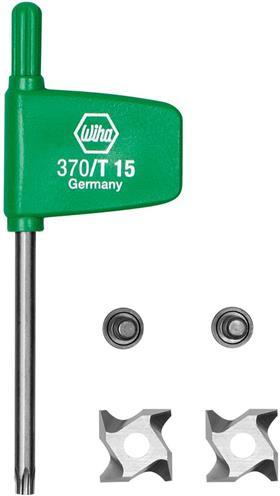 Festool 500371 Replacement Cutters HW-WP R1,5 D28 KL1