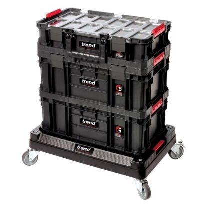 Trend Storage Compact Platform Set 4 Piece
