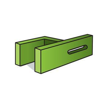 U-Scribe Jig 18mm - Pack of 3