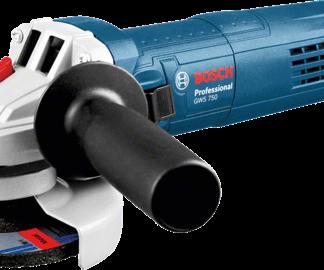 Bosch GWS 750 115mm Angle Grinder 240V