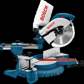 Bosch GCM10SD Sliding Comp Mitre Saw 110V