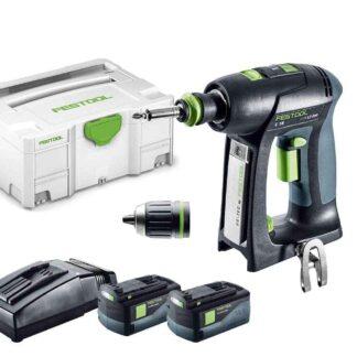 Festool 574740 C18 LI Cordless Drill